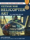 Vietnam War Helicopter Art US Army