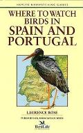 Where To Watch Birds In Spain & Portugal