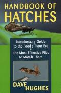 Handbook of Hatches Introductory Guide to the Foods Trout Eat & the Most Effective Flies to Catch Them