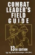Combat Leaders Field Guide 13th Edition