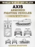 Axis Armored Fighting Vehicles 172 Scale