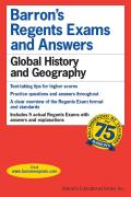 Barron's Regents Exams and Answers Books||||Regents Exams and Answers: Global History and Geography