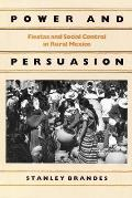 Power and Persuasion: Fiestas and Social Control in Rural Mexico
