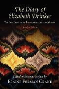 Diary of Elizabeth Drinker The...