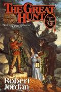Great Hunt Wheel Of Time 02