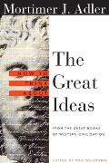 How to Think about the Great Ideas From the Great Books of Western Civilization
