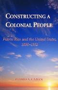 Constructing a Colonial People PB
