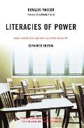 Literacies of Power What Americans Are Not Allowed to Know