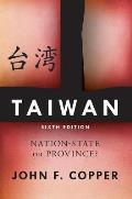 Taiwan Nation State or Province