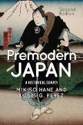 Premodern Japan A Historical Survey