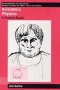 Aristotles Physics A Guided Study