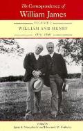 Correspondence Of William James Volume 2