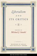 Liberalism & Its Critics Readings 2nd Edition