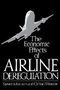 The Economic Effects of Airline: Deregulation Amer. Psychiatric Assn