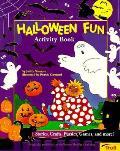 Halloween Fun Activity Book