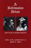 Reformation Debate John Calvin & Jacopo Sadoleto