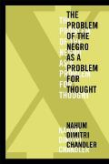 X--The Problem of the Negro as a Problem for Thought