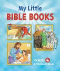 My Little Bible Books: The Story of Noah/The Story of the Ten Commandments/The Story of Jonah/The Story of Jesus