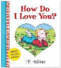 How Do I Love You? Photopocket