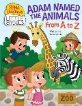 Adam Named The Animals From A to Z