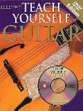 Step One: Teach Yourself Guitar: Book/DVD Package [With DVD]