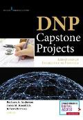 Dnp Capstone Projects Exemplars Of Excellence In Practice