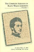 Complete Sermons of Ralph Waldo Emerson Volume 4