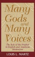 Many Gods and Many Voices