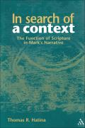 In Search of a Context