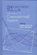 Approximation Theory IX