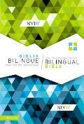 NVI/NIV Biblia Bilingue Nueva Edicion Con Indice = Bilingual Bible-PR-NU/NIV