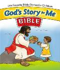 Gods Story for Me Bible Storybook 104 Favorite Bible Stories for Children