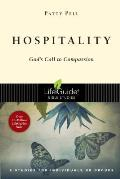Hospitality: God's Call to Compassion; 9 Studies for Individuals or Groups, with Notes for Leaders