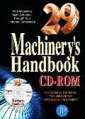 Machinery's Handbook [With CDROM]