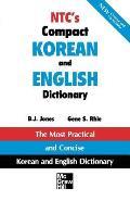 NTCs Compact Korean & English Dictionary