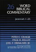 Word Biblical Commentary Jeremiah 1 25