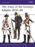 Army Of The German Empire 1870 1888