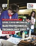 Level 3 NVQ Diploma in Electrotechnical Technology 2357: Units 307-308