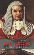 A Short Book of Bad Judges