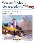 Sea & Sky In Watercolour