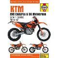 Ktm Exc Enduro & SX Motocross, '00-'07