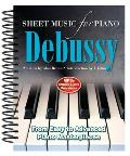 Debussy Sheet Music for Piano