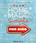 Home Made Simple for Kids: Stylish, Crafty Projects to Make with and for Your Kids