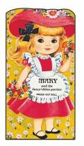 Mary and the Fancy Dress Parties: Press-Out Doll, Clothes to Cut Out & a Story to Read.