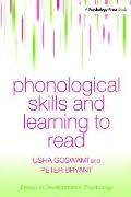 Phonological Skills and Learning to Read: