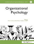 A Handbook of Work and Organizational Psychology: Organizational Psychology