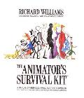 Animators Survival Kit Revised Edition A Manual of Methods Principles & Formulas for Classical Computer Games Stop Motion & Internet