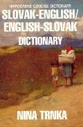 Concise Slovak English Dictionary