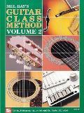 Mel Bay's Guitar Class Method, Volume 2