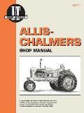 Allis Chalmers Shop Manual Models B C CA G Rc Wc WD +